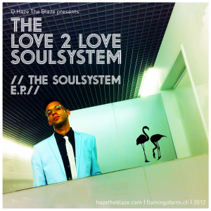 Love2LoveSoulsystem_The Soulsystem EP_